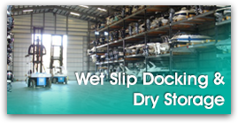 Wet Slip Docking